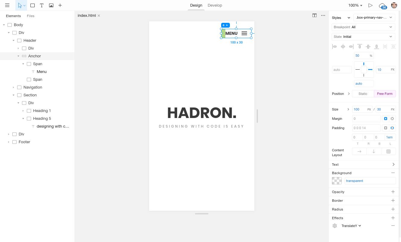 Faq - Hadron